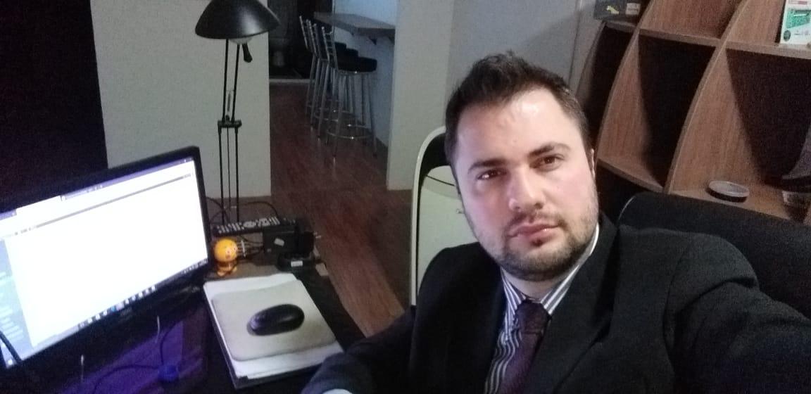 Alex Roberto Picinini Diretor e Fundador da Agencia M9