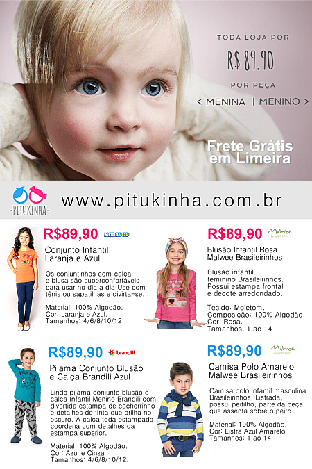 Flyer Pitukinha