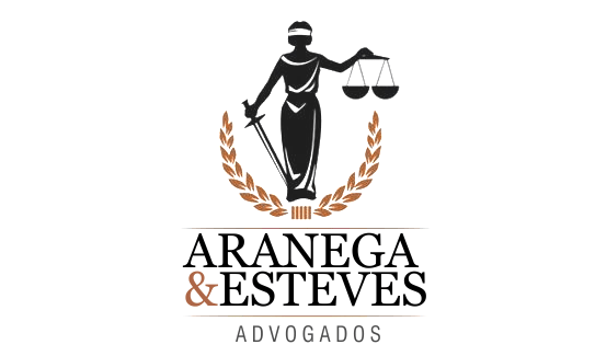 Logotipo Aranega & Esteves Advogados