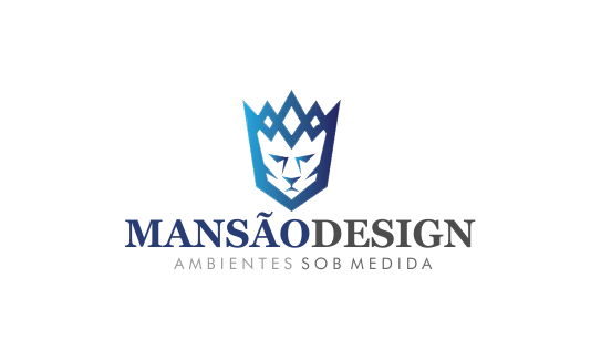 Logotipo Mansão Design