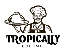 Logotipo Tropically Gourmet