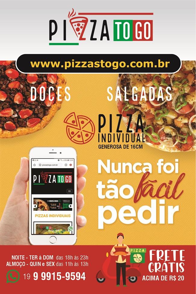 Folhetos de Pizzas Individuais