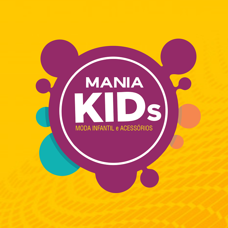 Logomarca Moda Roupa Infantil e Bebê