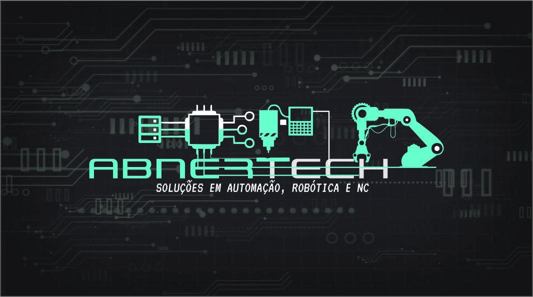 Logotipo Automação Industrial e Robótica