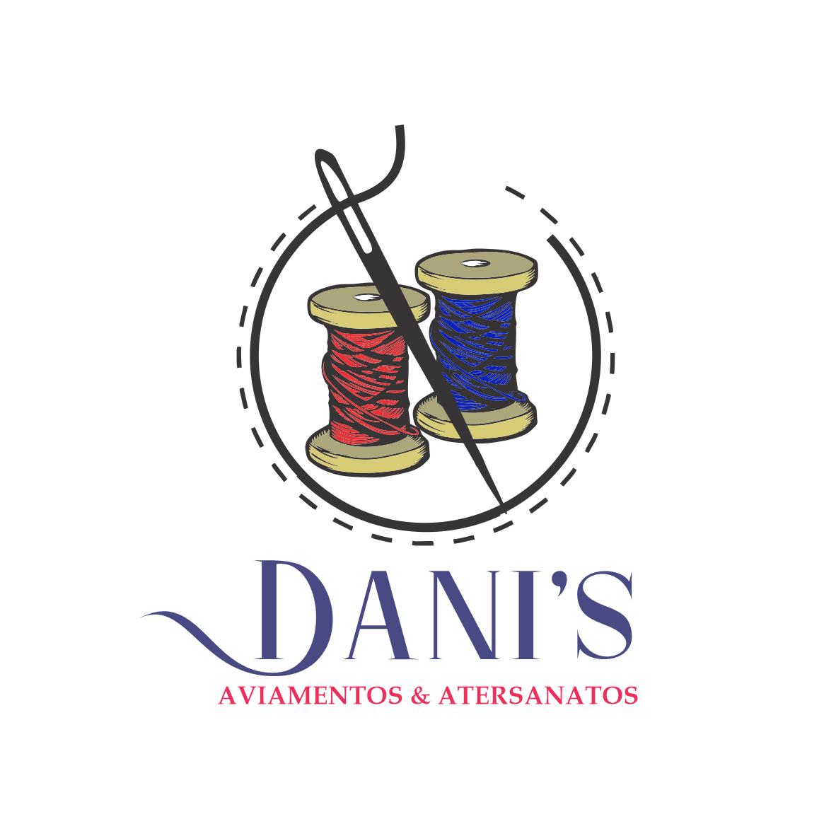 Logotipo Aviamentos e Artesanatos