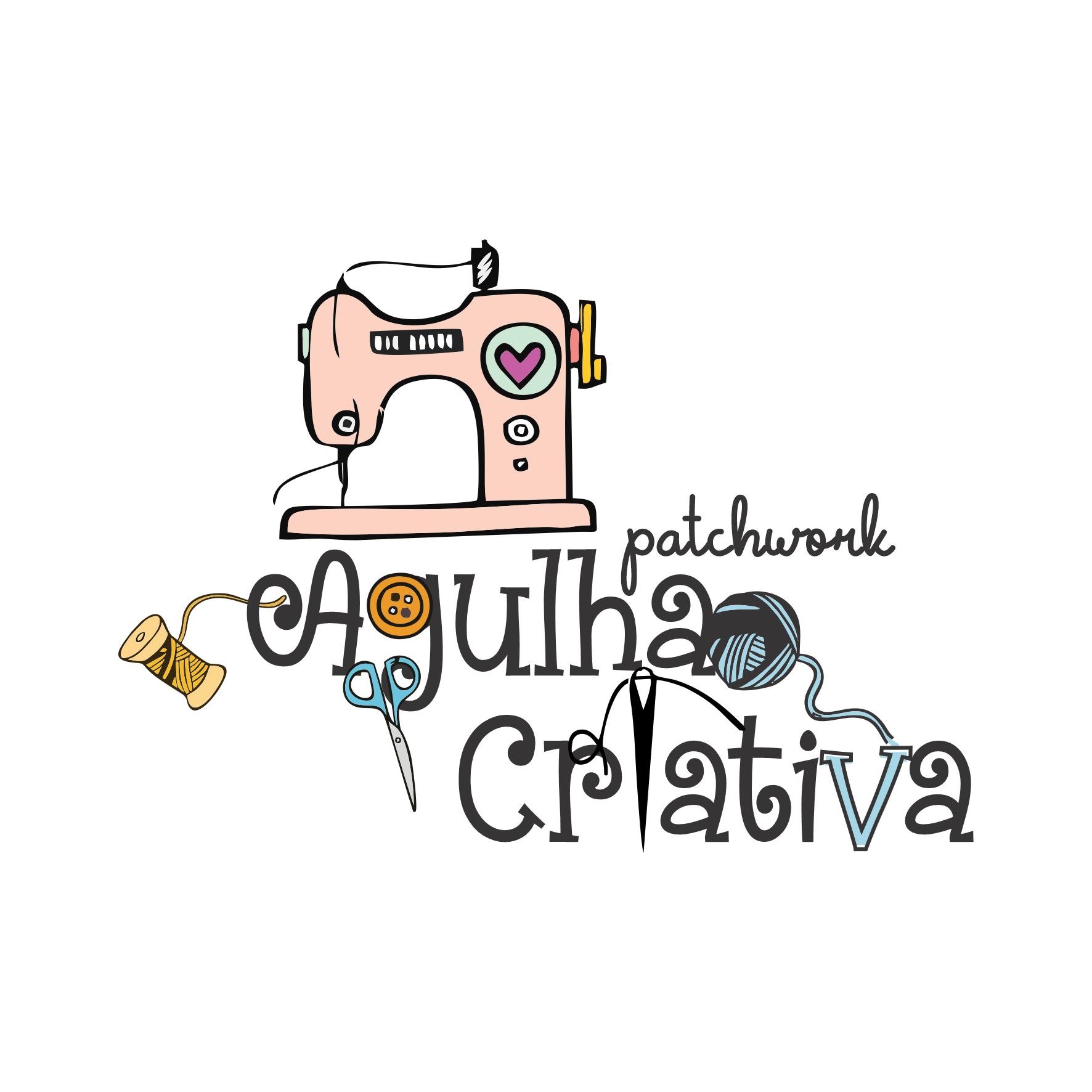 Logotipo Costura Criativa Patcwork