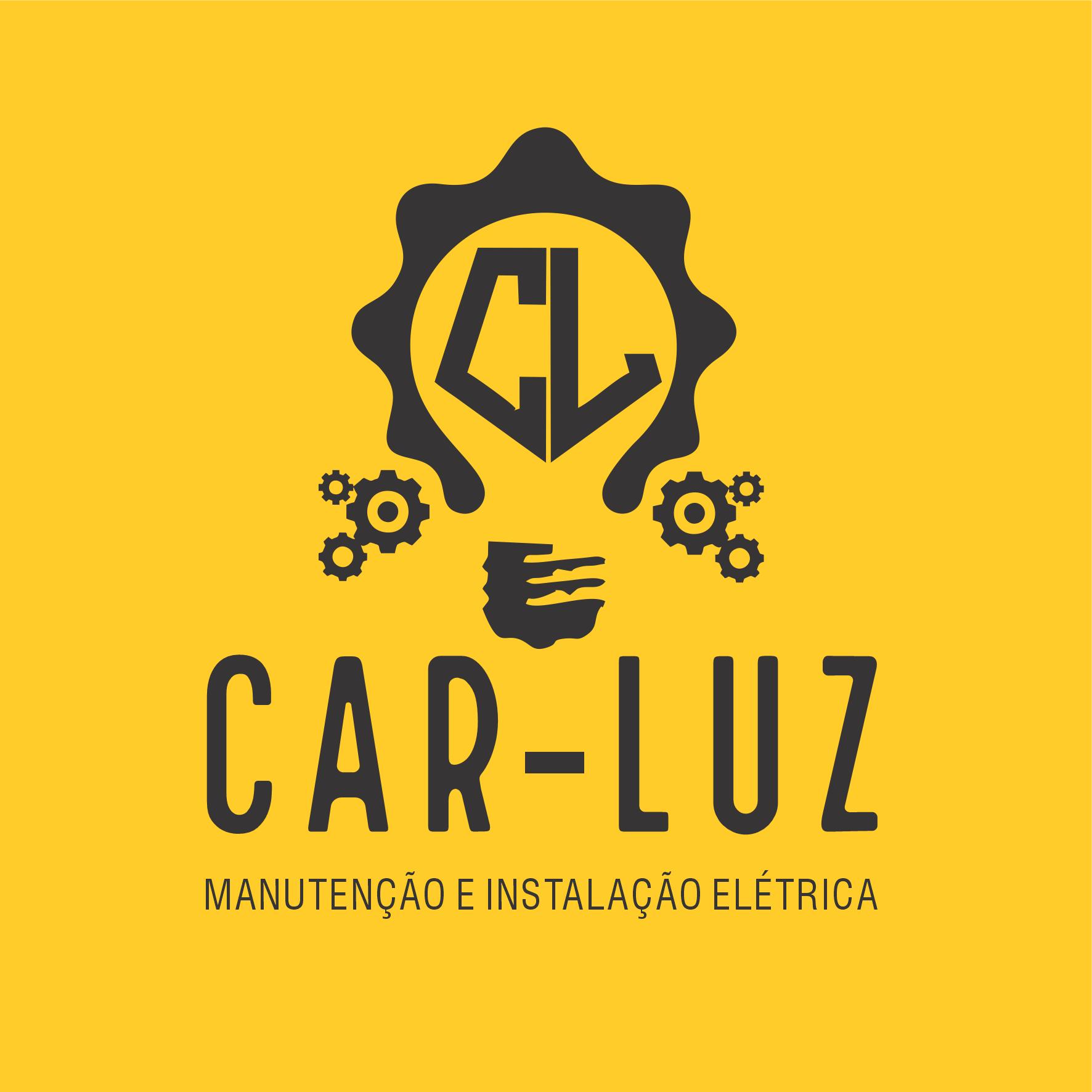 Logotipo Eletricista Instalação Elétrica