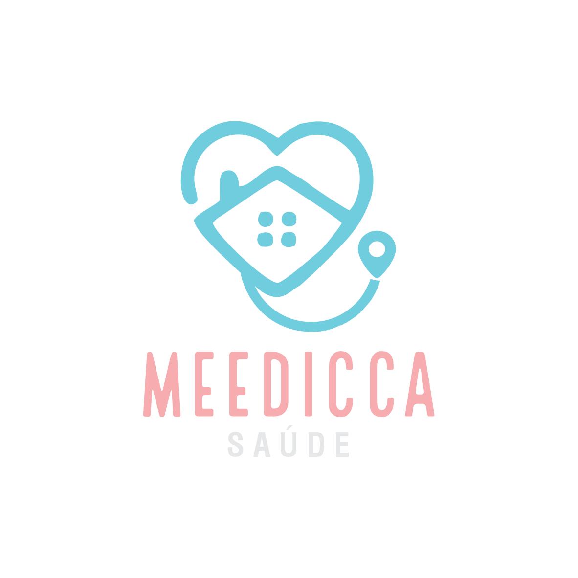 Logotipo Home Care Saude em Casa