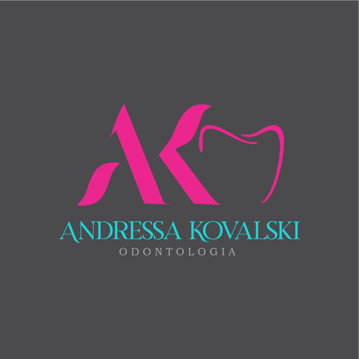 Logotipo Logomarca Clínica de Odontologia