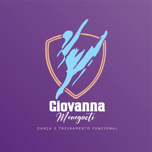 Logotipo Logomarca Dança e Treinamento Funcional