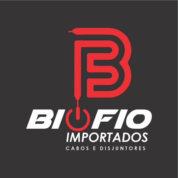 Logotipo Logomarca Importador de Fios e Disjuntores