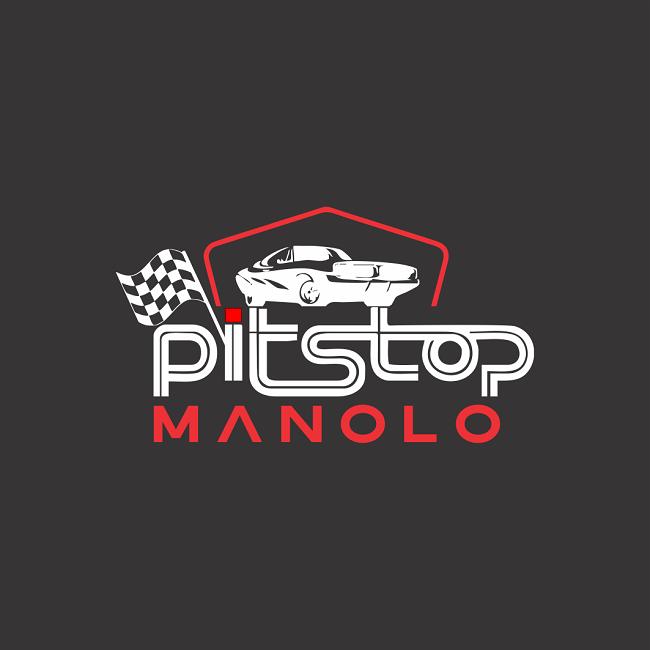 Logotipo Logomarca Oficina Mecânica e Centro Automotivo