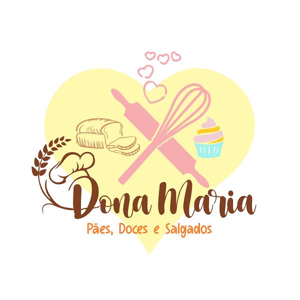 Logotipo Logomarca Pães e Doces Caseiros
