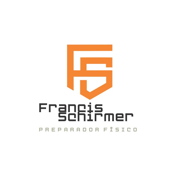 Logotipo Logomarca Preparador Físico