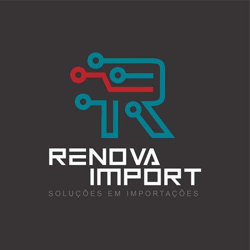 Logotipo Logomarca Soluções em Importações de Eletrônicos e Tecnologia