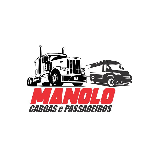 Logotipo Logomarca Transporte de Cargas