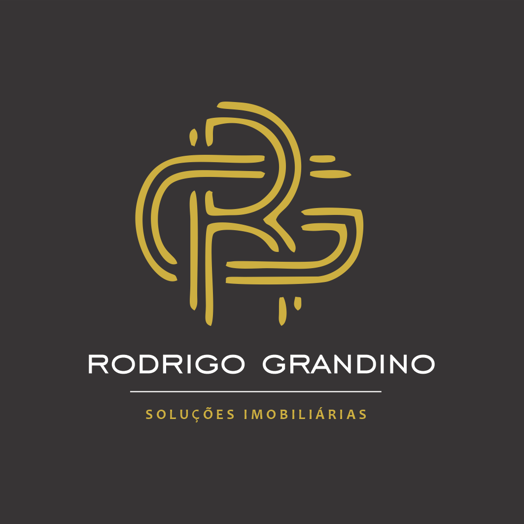 Logotipo Logomarca para Corretor Imobiliário