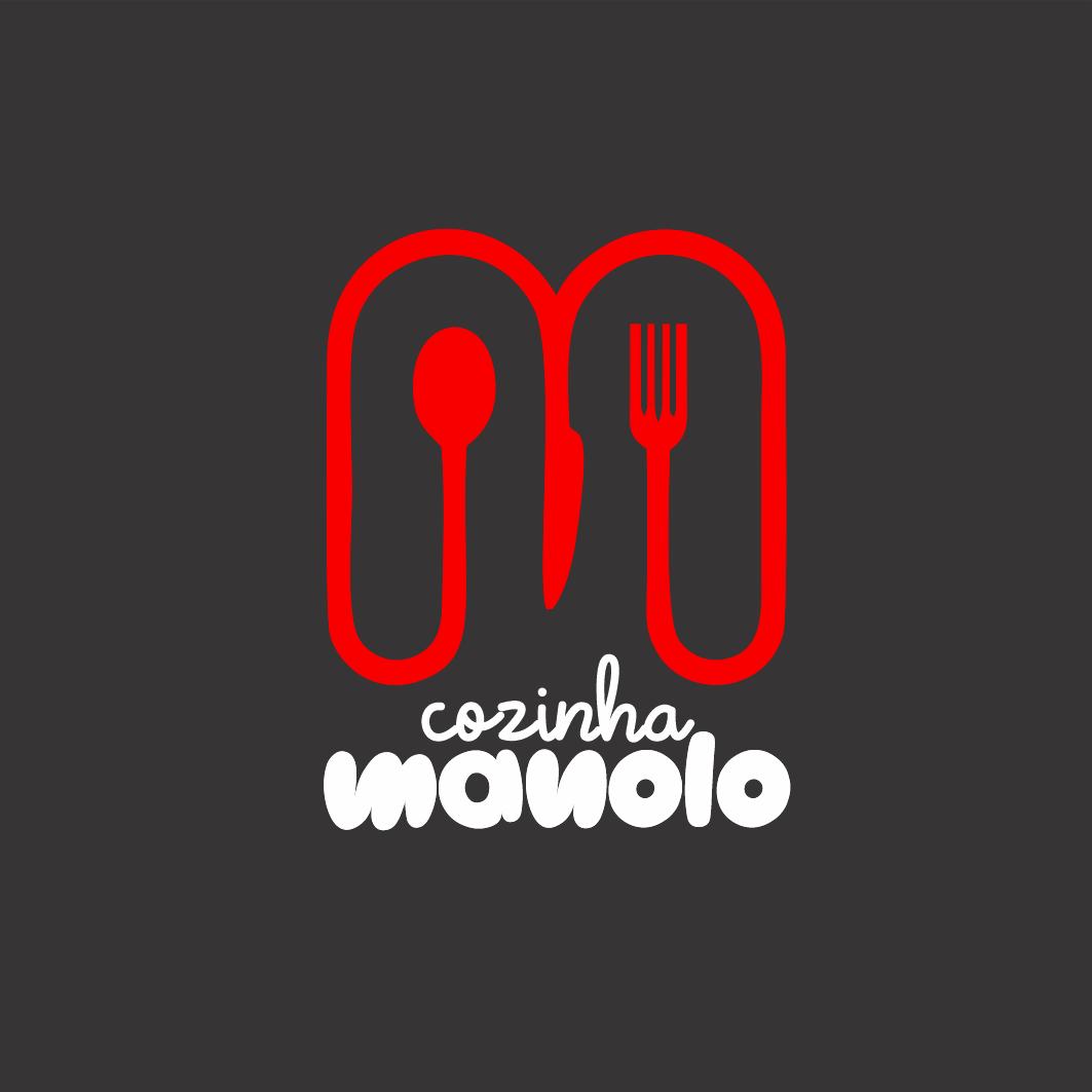 Logotipo Logomarca para Restaurante de Manaus