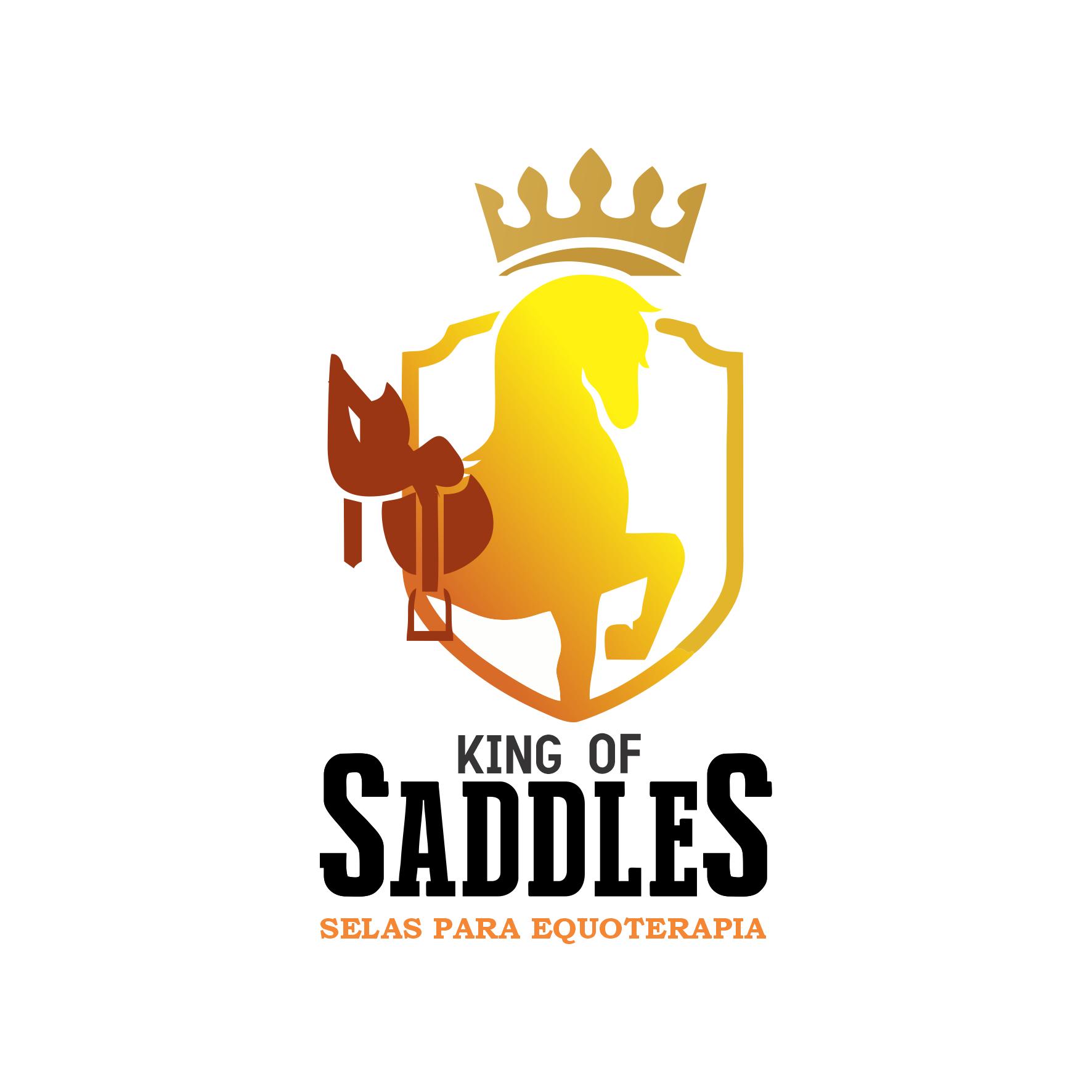 Logotipo Selas para Cavalos Equoterapia
