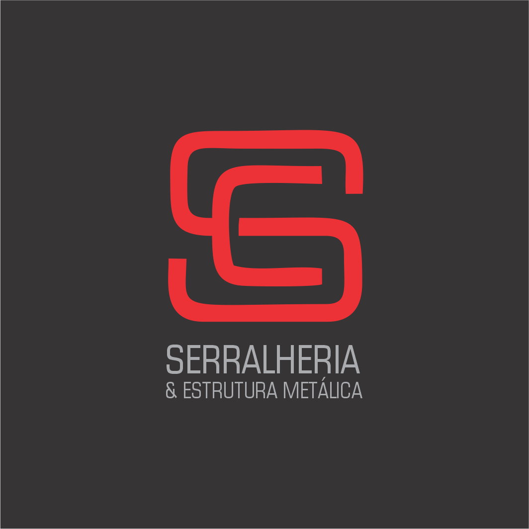 Logotipo Serralheria Logomarca Serralheria e Estrutura Metálica