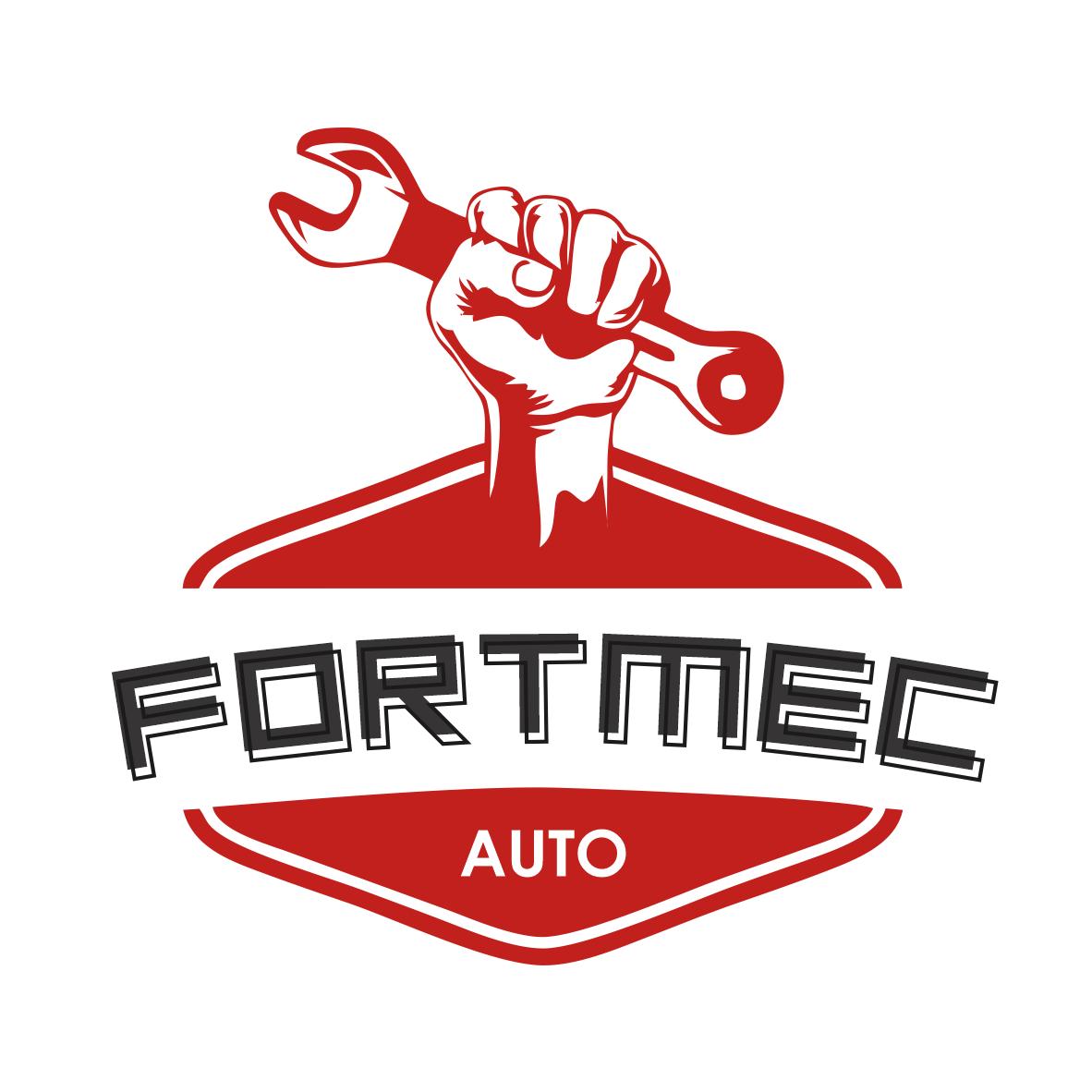Logotipo para Oficina Automotiva