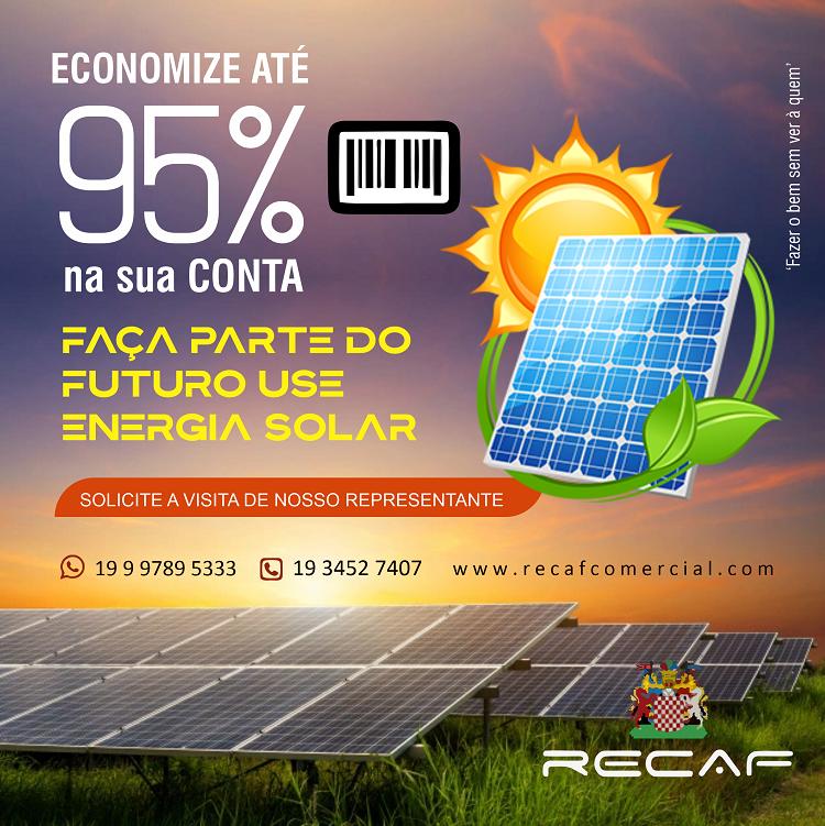 Propaganda Uso de Energia Solar