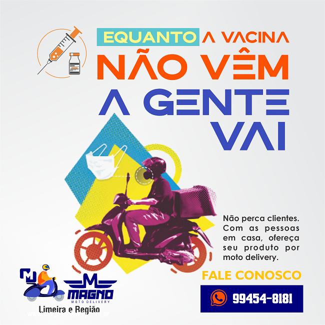 Propaganda criativa Moto Taxi Pandemia