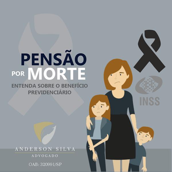 Propaganda sobre Pensão por Morte Benefício do INSS